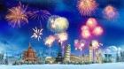 Новый год на шести континентах