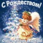 В сиянии Рождественской звезды