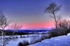 Ультрамариновый февраль