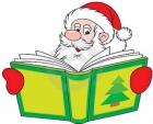 Новогодние каникулы с книгой