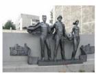 Наваполацкія мастакі і скульптары