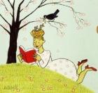 Весна в книгах