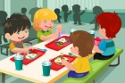Право на бесплатное питание в школе