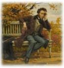 Экспонаты рассказывают о Пушкине